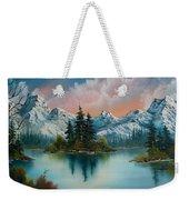 Autumn's Glow Weekender Tote Bag by C Steele