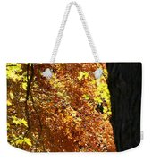 Autumn's Golds Weekender Tote Bag