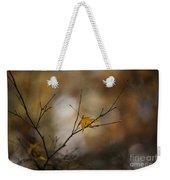 Autumns Solitude Weekender Tote Bag