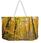 Autumn's Splendor Weekender Tote Bag