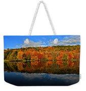 Autumnscape Weekender Tote Bag