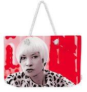 Ava Three Weekender Tote Bag