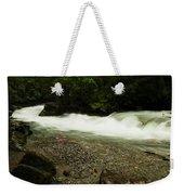 Avalanche Creek Weekender Tote Bag