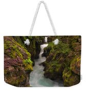 Avalanche Falls Weekender Tote Bag