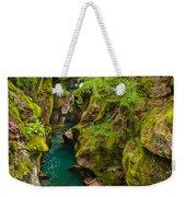 Avalanche Gorge In September Weekender Tote Bag