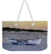Avalon Lifeboat Weekender Tote Bag