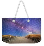 Avalon Star Trails  Weekender Tote Bag