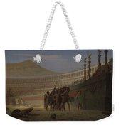 Ave Caesar Morituri Te Salutant , 1859 Weekender Tote Bag