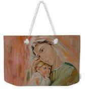 Ave Maria Weekender Tote Bag