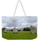 Avebury Stones Weekender Tote Bag
