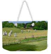 Avebury - Sw Quadrant Weekender Tote Bag