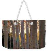 Avenue Of Plain Trees Weekender Tote Bag