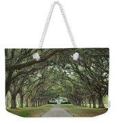 147706-avenue Of The Oaks  Weekender Tote Bag