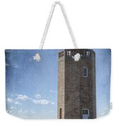 Avery Point Lighthouse Weekender Tote Bag