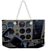 Aviation Near Jekyll Island Weekender Tote Bag