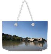 Avignon - Pont Saint Benezet Weekender Tote Bag
