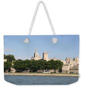 Avigon View From River Rhone Weekender Tote Bag