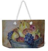 Avonelle's Fruit Bowl Weekender Tote Bag