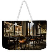 Awaiting Patrons Weekender Tote Bag