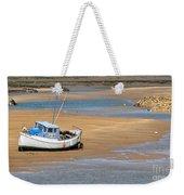 Awaiting The Tide Weekender Tote Bag