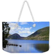 Awaken With Spring Weekender Tote Bag by Elizabeth Dow
