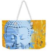 Awakened One Mantra Weekender Tote Bag