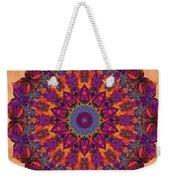Awakening Lotus Weekender Tote Bag