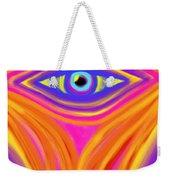 Awakening The Desert Eye Weekender Tote Bag