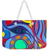 Awakening To Thy True Self Weekender Tote Bag by Daina White