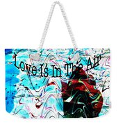 Awareness II Weekender Tote Bag