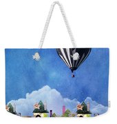 Away Above The Chimney Tops Weekender Tote Bag