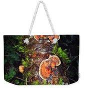 Awe Inspiring Fungi Weekender Tote Bag