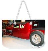 Awesome Lowered Bucket Truck Weekender Tote Bag