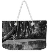 Awesome Pond 1 Weekender Tote Bag by Denise Mazzocco