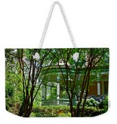 Awesome Victorian Porch Weekender Tote Bag