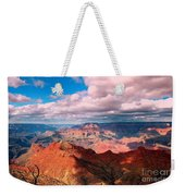 Awesome View Weekender Tote Bag