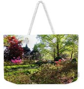 Azalea Garden Weekender Tote Bag