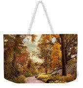 Azalea Garden In Autumn Weekender Tote Bag