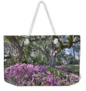 Azalea In Bloom Weekender Tote Bag