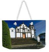 Azorean Church Weekender Tote Bag
