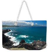Azores Islands Ocean Weekender Tote Bag