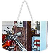 Aztec And The Gas Pump Weekender Tote Bag
