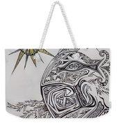 Aztec Weekender Tote Bag