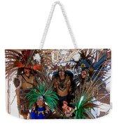 Aztec Performers O'odham Tash Casa Grande Arizona 2006  Weekender Tote Bag