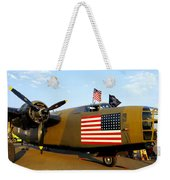 B-24 Bomber - Diamond Lil Weekender Tote Bag