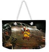 B-29 Bockscar Weekender Tote Bag