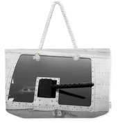 B17 50 Cal Machine Gun Weekender Tote Bag