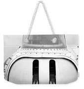 B17 Bomber Tail Guns Weekender Tote Bag