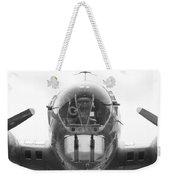 B17 Nose Guns Weekender Tote Bag