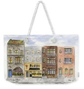 Babbo @ Waverly Place Weekender Tote Bag
